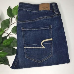 American Eagle Outfitters High rise jegging jeans